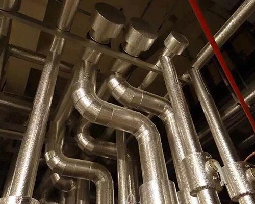 室内铝皮风管保温套